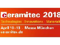 德国慕尼黑陶瓷及粉末冶金机械、设备、加工及原材料博览会